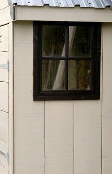 fenêtre amoire de jardin