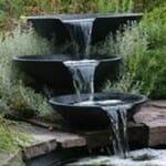 cascade 3 vasques rondes