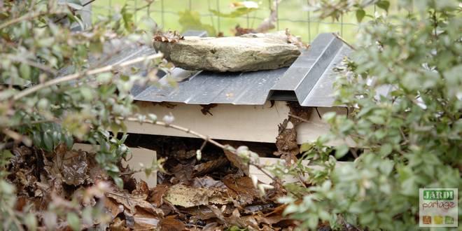 Construire un abri pour h risson jardipartage - Comment se passe une fausse couche naturelle ...