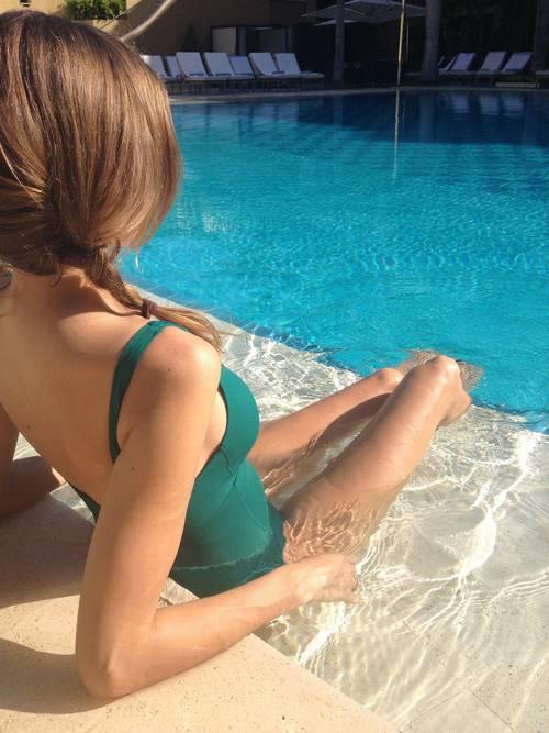 Construire un escalier de piscine