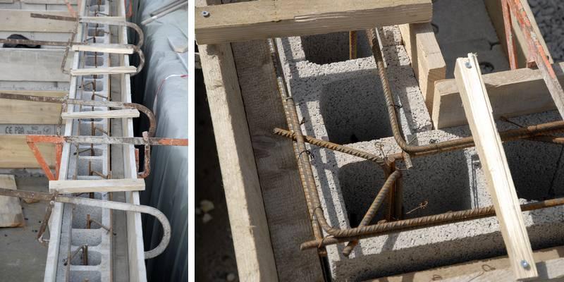 coffrage pour piscine beton