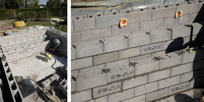 Comment construire un escalier de piscine b ton for Construire sa piscine en beton