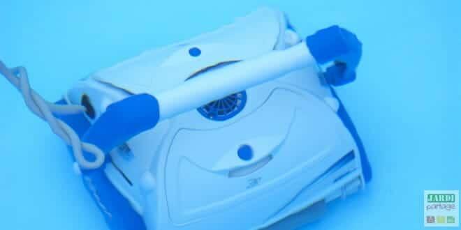 robot électrique piscine