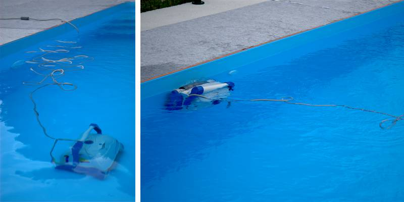 robot electrique piscine avis