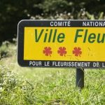 label ville fleurie de france
