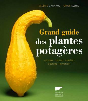 Garnaud koenig guide plantes potagères