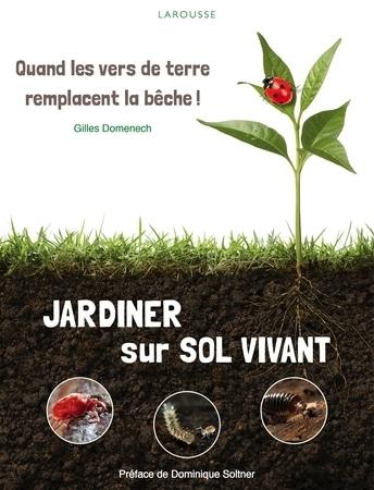 livre Jardiner sol vivant