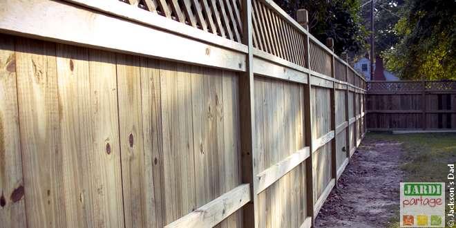 Comment Utiliser Les Panneaux Bois Au Jardin Jardipartage
