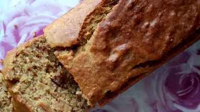recette banana bread sans gluten