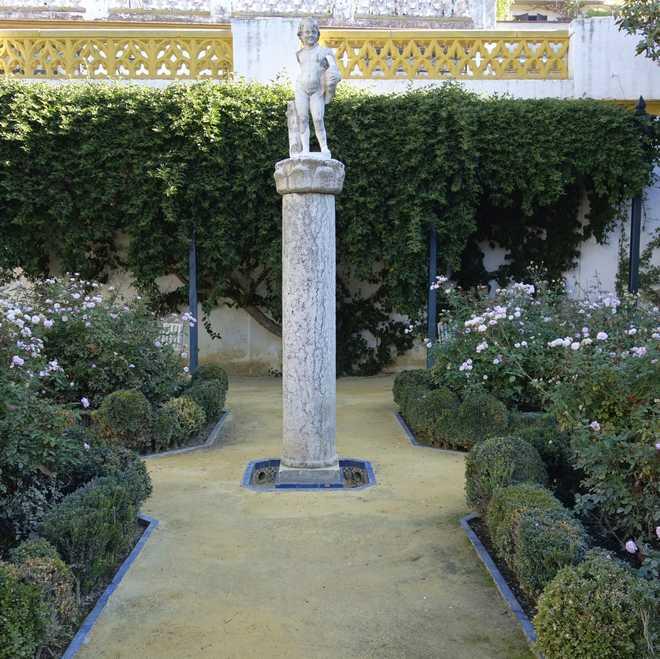 jardin andalousie