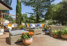 amenager un salon de jardin