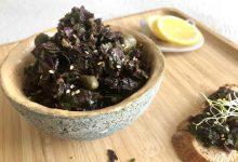 tartare d algues